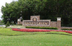 Hunters Green Front Entrance