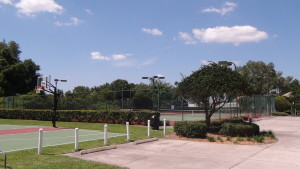 Pebble Creek-Sports Courts