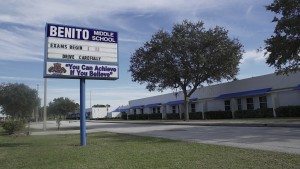 New Tampa Schools-Benito Middle School