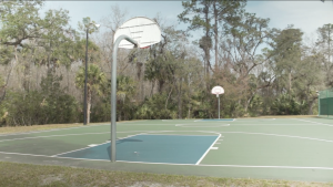 Tampa Palms-Basketball Court