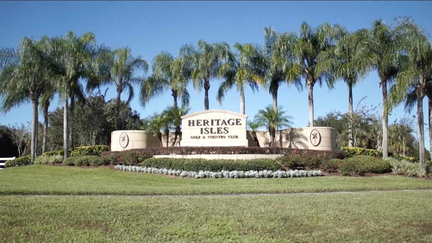 Homes For Sale Heritage Isles New Tampa