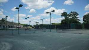 Heritage Isles-Tennis Courts