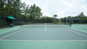 Live Oak-Tennis Courts