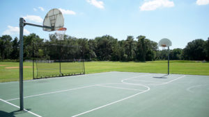 West Meadows-Basketball Court