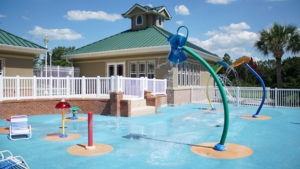West Meadows-Splashpark