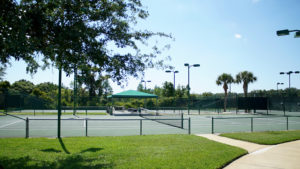 West Meadows-Tennis Courts