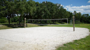 West Meadows-Volleyball Court