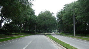 Hunter's Pond Drive in Tampa Florida