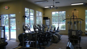 Live Oak Preserve New Tampa fitness center