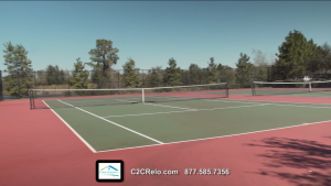 Wesley Chapel-Tennis Court