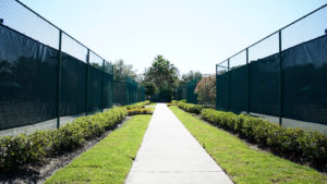 Arbor Greene-Tennis Courts