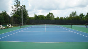 Country Walk-Tennis Courts