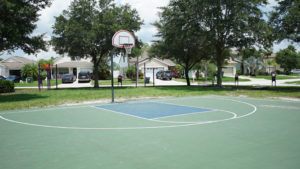 New River-Basketball Court