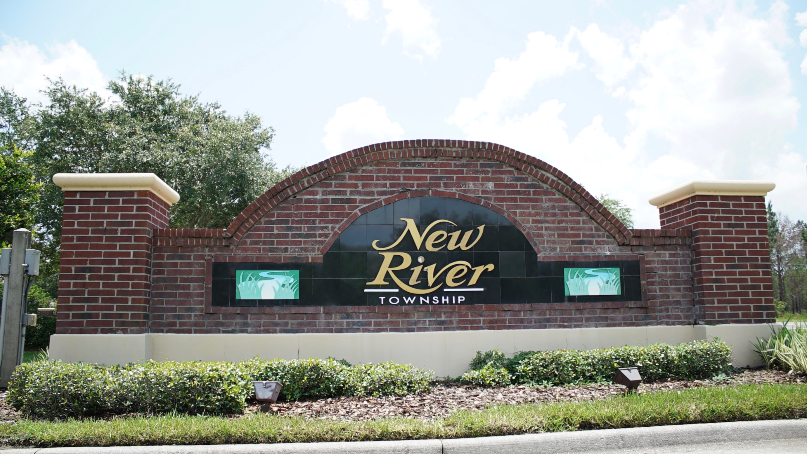 New River Township