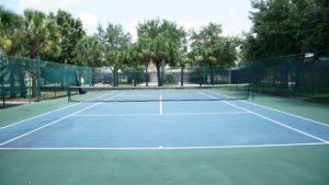 New River-Tennis Courts