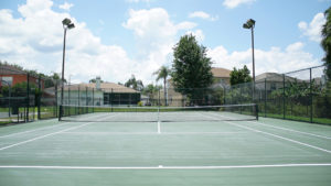 Northwood-Tennis Courts